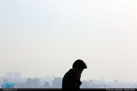 چند توصیه اورژانسی برای آلودگی هوا / چیپس ، پفک و نوشابه مصرف نکنید