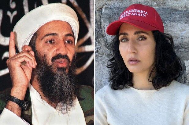 حمایت بن لادن از ترامپ! + عکس