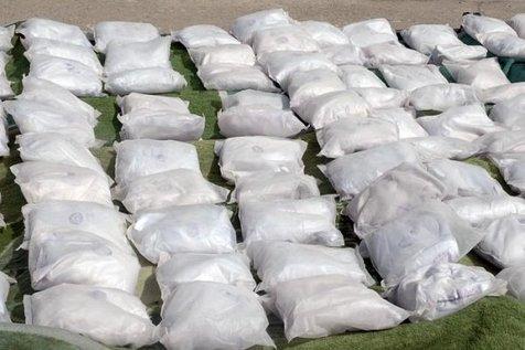 3 تن مواد مخدر در ایرانشهر کشف شد