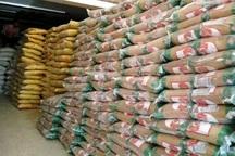 چهار تن برنج احتکار شده در کرمانشاه کشف شد