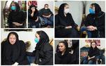 مراسم یادبود زنده یاد ماهچهره خلیلی با حضور هنرمندان+عکس