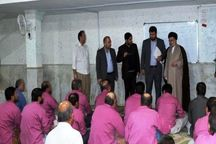 ۱۶۷ زندانی فارس به خانه رفتند