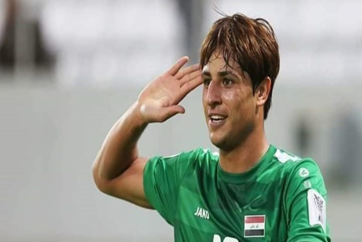 مهاجم عراق بازی با ایران را از دست داد؟