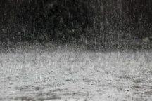 حجم بارش در کدکن به 55 میلیمتر رسید