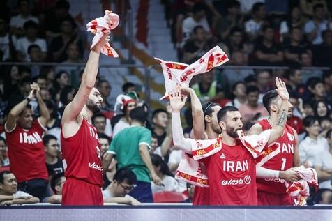 برنامه بازی های تیم ملی بسکتبال در دور دوم جام جهانی