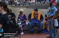 اعتراضات امریکا