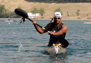 اسلام جاهدی سهمیه پارالمپیک را کسب کرد