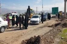 ببینید/ اقدام عجیب یک اداره در کوهدشت لرستان: جلوگیری از درخت کاری!