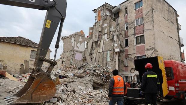 ادامه زمین لرزه در فقیرترین کشور اروپا و افزایش تلفات