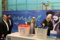 انتخابات در حسینیه جماران-1