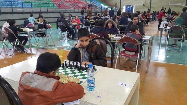 سینا کوروند قهرمان شطرنج جام اکباتانا شد