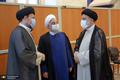 گفتگوی سه نفره سید حسن خمینی، رئیسی و روحانی