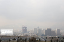 آلودگی هوای تهران تا اوایل هفته آینده ادامه دارد