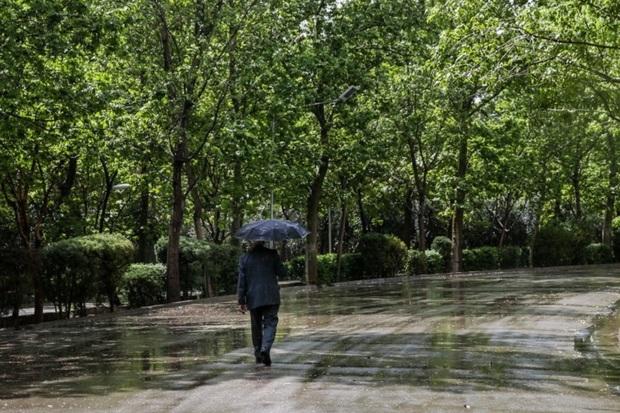 بارش ها در استان اردبیل 280درصد افزایش یافت