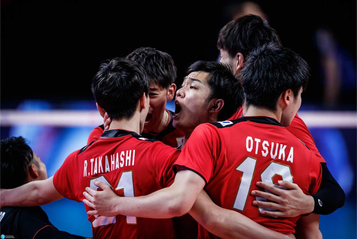 صعود موشکی والیبال ژاپن/ باز هم پای میکاسا در میان است؟