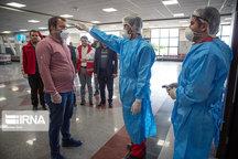 مسافران فرودگاه آبادان قرنطینه میشوند