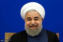 روحانی فرا رسیدن روز ملی سوئیس را تبریک گفت