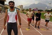 دونده کرمانشاهی در مسابقات دو صحرانوردی قهرمانی آسیا شرکت می کند