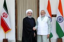 بیانیهی تهران و دهلی نو در پایان سفر رئیس جمهور روحانی به هندوستان