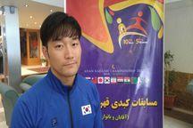 اولویت کبدی کره جنوبی ، کسب تجربه برای حضور در بازی های آسیایی جاکارتا است