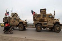 مردم یک روستای سوریه برای سومین بار مانع ورود نظامیان آمریکایی شدند