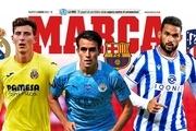 مطبوعات اسپانیا؛ اوضاع آشفته مسی و زیدان!