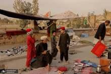 منتخب تصاویر امروز جهان- 12 مهر 1400