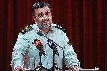 فرمانده نیروی انتظامی: فیلم افراد اصلی دستگیر شده در اغتشاشات باید از طریق کلیه رسانهها پخش شود