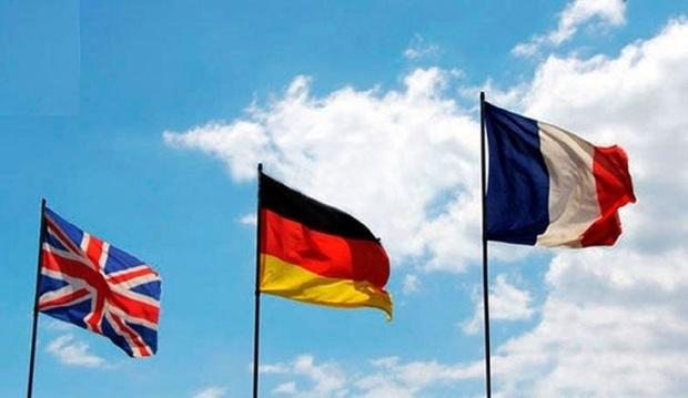 واکنش تروئیکای اروپا به غنی سازی 60 درصدی ایران