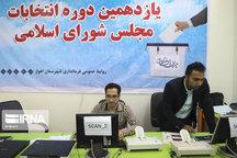 ۲۷ هیات اجرایی دیگر باید تا فردا در خوزستان تشکیل شود