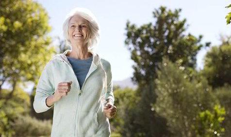 پیشگیری از شکستگی لگن در زنان مسن با ورزش سبک