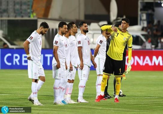 علیرضا بیرانوند ایران سوریه مقدماتی جام جهانی 2022