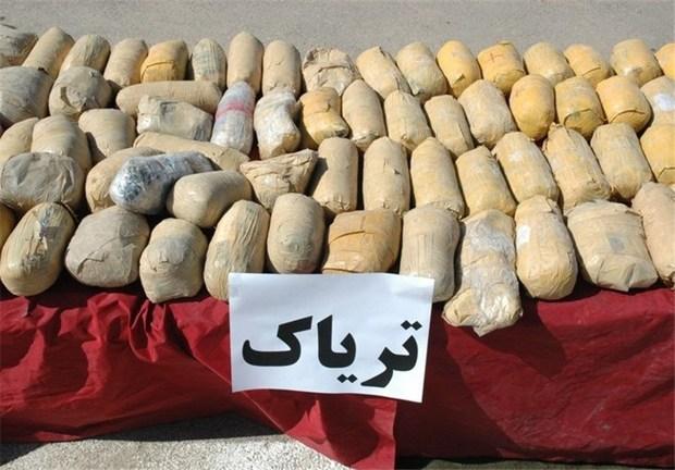 139 کیلوگرم تریاک در عملیات مشترک پلیس کشف شد