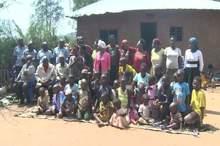 عکس/ مرد اوگاندایی با 20 همسر و 66 فرزند