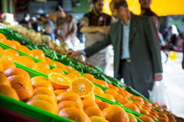 قیمت میوه متعادل میشود