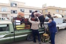 مردم کاشان افزون بر 13 میلیارد ریال به سیل زدگان اهدا کردند