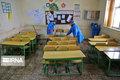 مدارس نقده برای مقابله با کرونا ضدعفونی شد