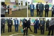 فاز دوم تصفیه خانه فاضلاب در نوشهر و چالوس آغاز شد