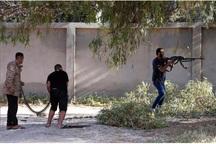 آغاز دوباره درگیری های شدید در پایتخت لیبی