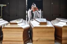 شمار قربانیان کرونا در ایتالیا به 9134 و مبتلایان به 86498 نفر رسید