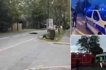 سر بریدن یک معلم در فرانسه/ ماکرون: حمله «تروریستی» بود+ واکنش ها و تصاویر
