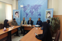 میزگرد تمهیدات بازگشایی مدارس در ایرنا قزوین برگزار شد