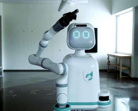 استفاده از ربات پرستار در بیمارستان های آمریکا