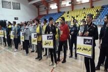 برترین های مسابقات کارکنان دولت  در بوشهر معرفی شدند