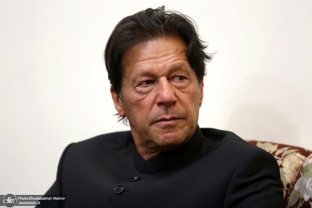 عمران خان: از تمامی طرفها در منطقه میخواهیم که خویشتنداری نشان دهند