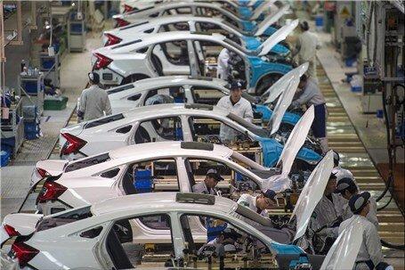 آمار خودروهای ناقص ایران خودرو تا دی ماه به صفر می رسد