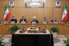 انتقاد رئیس جمهور روحانی از مخالفان پیوستن ایران به FATF