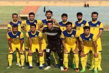 نفت و گاز گچساران سومین پیروزی متوالی را در لیگ دسته دوم فوتبال کسب کرد