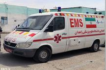 شمار آمبولانس های اورژانس دانشگاه زاهدان 75 درصد افزایش یافت
