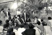 امام خمینی: جهنم و بهشت از عمل من و شما موجود می شود؛ عمل ما ابزار کار است برای آنجا